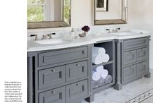 Cabinets and accessories / Kitchen cabinets. Bath cabinets. Cabinet accessories. Linen cabinets