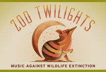 2015 Melbourne Zoo Twilights Concert Series / Zoo Twilights is back this summer at Melbourne Zoo. 12 concerts over 12 nights will entertain you in a live music setting like no other. Tickets on sale now. / by Zoos Victoria