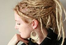 dreads / by Andrea Golden