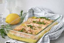 Pescado / fish plates