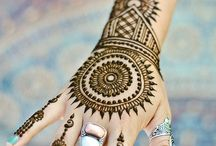 henna designs / by Jameela Hosein