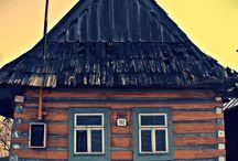 Karpackie tradycyjne budownictwo ludowe