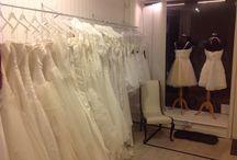 Billeder af butikken / Brudebutikken i Roskilde