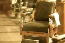 Barber Stuff / Old barberchairs and vintage hairsalons.