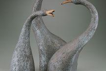 ceramika -rzeźba