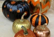 Autumn-Fall/Halloween/Thanksgiving Ideas