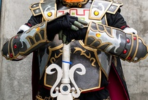Zelda group cosplay