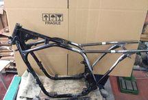 Honda CB 900 F project