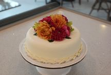 Floral Cakes by Lilac Patisserie
