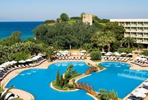 Sani Beach Hotel, 5 Stars luxury hotel in Kassandra - Sani, Offers, Reviews