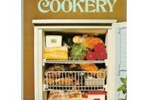 Vintage Cookbooks I Love