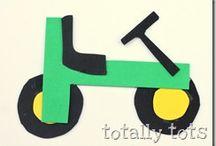 Tractor Crafts