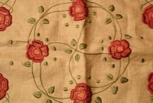 Arts and Crafts Style Embroidery / Arts and Crafts Style, Mission Style, Craftsman Style Embroidery / by Arts & Crafts Stitches