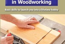 Woodworking and Carpentry ... Tutorials