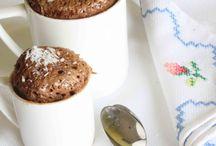 #Mug cakes