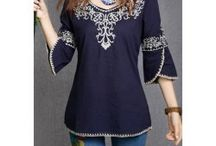 Womens blouses would love ro make