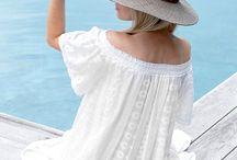 Un chapeau pour les beaux jours.. Hat style for sunny days