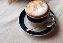 cappuccino & some bread