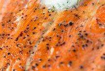 Salmon recipes / by Dawn Duquet