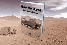 MAR DE ARAL / Novela negra, publicada por Max Estrella Ediciones