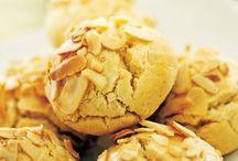 Badem unlu kurabiye