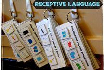 Reseptive Language