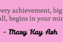 Mary Kay Cosmetics / by Tijwanna Ketter