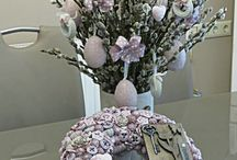 Húsvéti dekorációk