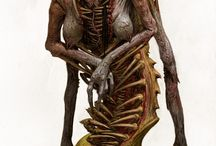 monstres humanoïdes