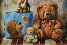 Bear love❤️