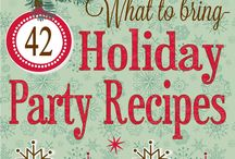 Party Ideas & Recipes / by Linda Diedrich
