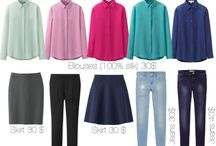 Basic wardrobe elements