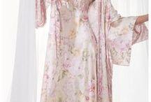 camisola e pijamas