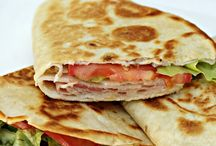 Sandwiches Wraps & Salads