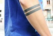 Tatuagem Faixa