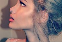 • MAKEUP • / by Daniela Gn