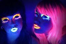 (MAKE-UP) UV / by Amber Bradley-carter