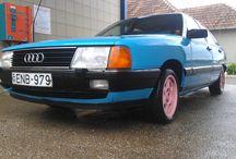 My cars Audi & Vw