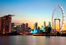 City Guide: Singapore / by Nicole | Bitten by the Travel Bug