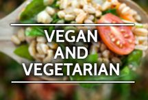 Vegan and Vegetarian / Vegan and Vegetarian Recipes  / by NutriBullet