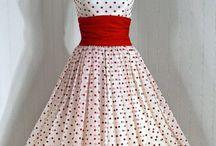 Vintage fashion / abiti accessori vintage