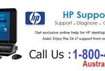 Contact HP Support Number Australia
