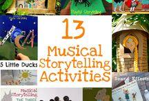 MUSICAL STORYTELLING ACTIVITIES