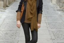 Fall/Winter Style / by Faryal Esmail