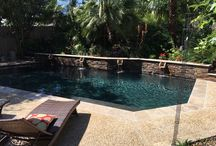 San Antonio custom pool