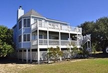 Duck Vacation Rental Homes / Duck Vacations | Outer Banks, NC / by Resort Realty OBX