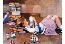 Reading in Art
