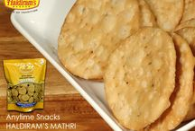 Haldirams New Products / Haldiram's, one of the leading manufacturers of Indian sweets and snacks has added more new products.