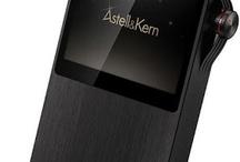 Astell&Kern AK120 Dual DAC MQS Portable System