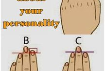 what our finger length tells us